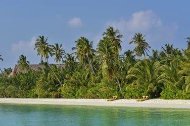 Bienvenue dans une très belle région préservée, au Sud des Maldives!