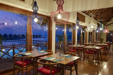 Et le restaurant Alita, où vous découvrirez une succulente cuisine panasiatique.