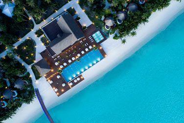 C'est ici qu'a ouvert le premier hôtel du groupe Accor aux Maldives