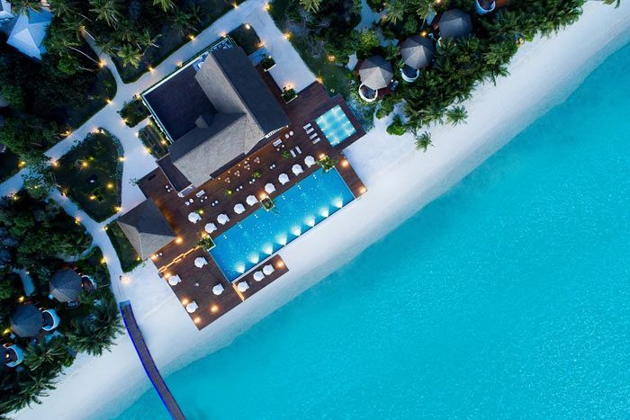 photos h tel mercure maldives kooddoo resort. Black Bedroom Furniture Sets. Home Design Ideas