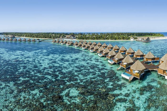 Hôtel Mercure Maldives Kooddoo Resort 4*