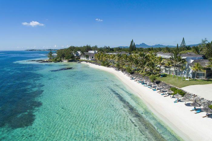 Hôtel Solana Beach 4*, Ile Maurice