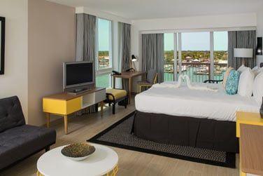 Vous pouvez aussi choisir une chambre Premium
