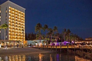 Bienvenue à l'hôtel Warwick Paradise Island !