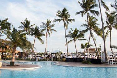 Cet hôtel a ouvert ses portes en octobre 2016 et se trouve sur l'île de Paradise Island.