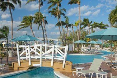 Mais Vous pouvez aussi vous reposer sur un transat en bord de piscine, mais l'hôtel Warwick Paradise Island vous propose également de nombreuses activités.