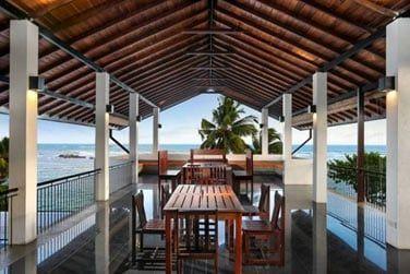 Le restaurant est situé sur le toit., vue imprenable!