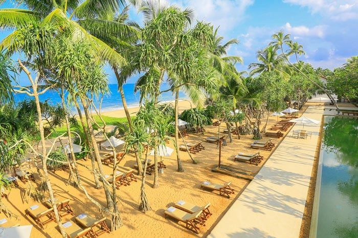 Hôtel Pandanus Beach Resort & Spa, Sri Lanka