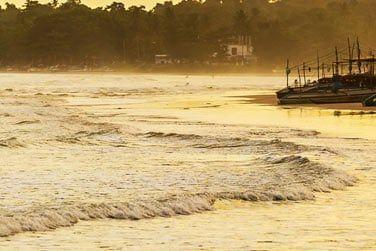Bienvenue dans le petit village de pêcheurs d'Ahangama !