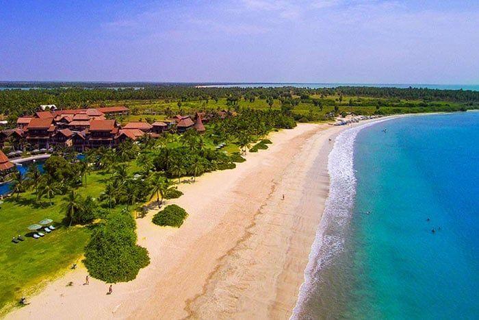 Hôtel Anantaya Resort & Spa Passikudah 5*, Sri Lanka