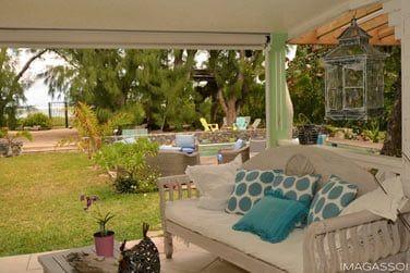 Profitez du cadre calme et apaisant de cette maison créole