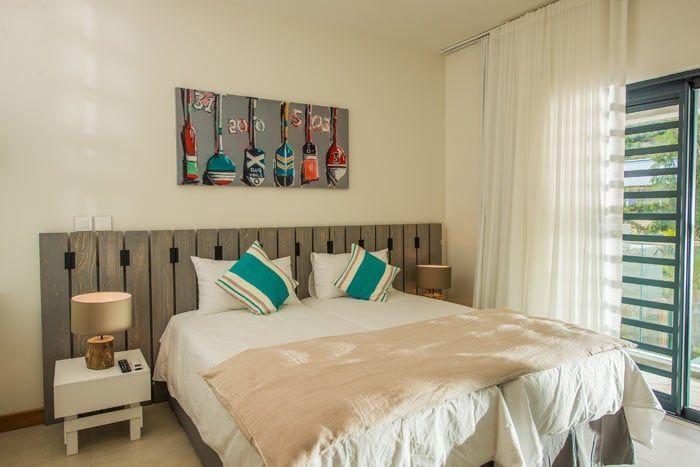villa supérieure (2 chambres)