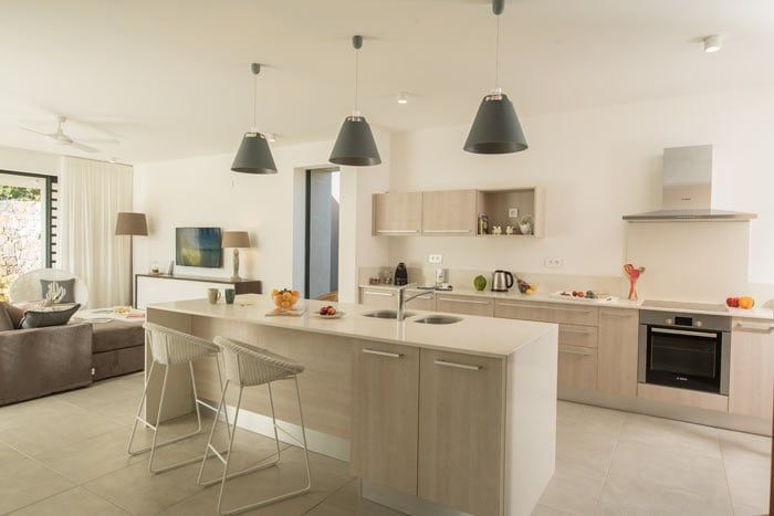 villa deluxe (3 chambres)