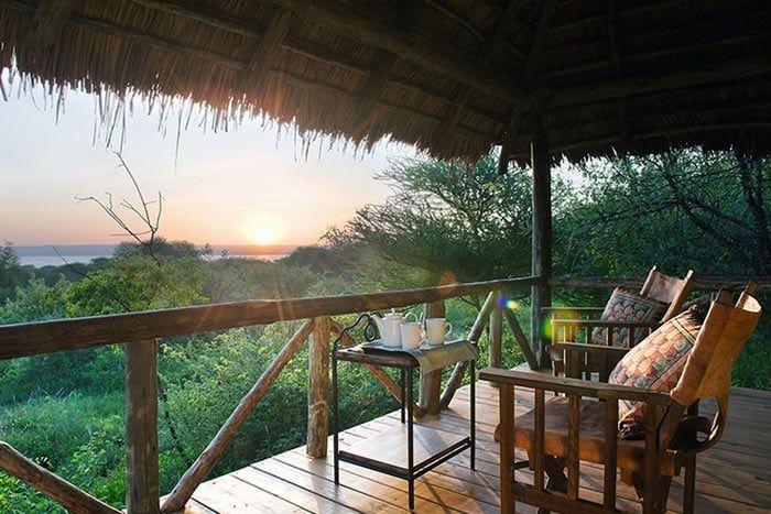 Hôtel Lake Burunge Tented Camp, Tanzanie
