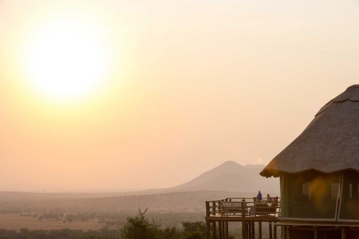 Hôtel Kubu Kubu Tented Camp, Tanzanie