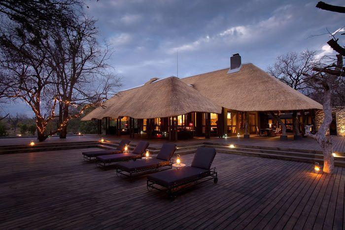 Hôtel Chitwa Chitwa Lodge, Afrique du Sud