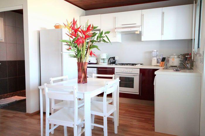 les chambres et quipements h tel l 39 oasis de terre rouge. Black Bedroom Furniture Sets. Home Design Ideas