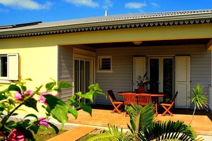 Hôtel L'Oasis de Terre Rouge, Réunion