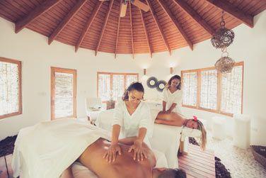 Offrez-vous un massage en duo !