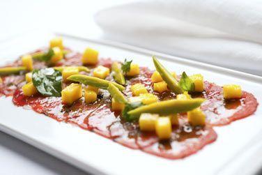 Des plats légers et sains, aux arômes, goûts et couleurs évocateurs