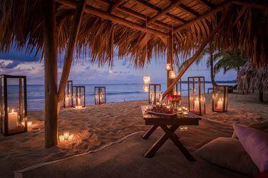 Le soir, profitez d'une ambiance cosy, romantique et chaleureuse