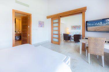La chambre de la Suite 1 chambre
