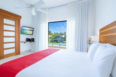 La chambre des Suites 1 chambre