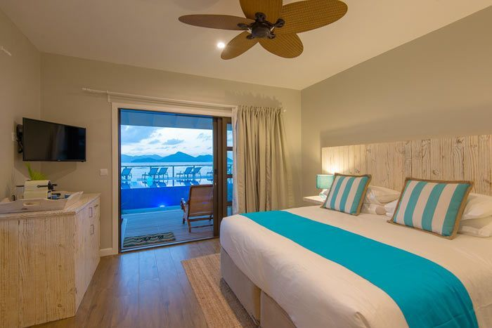 chambre king seafront