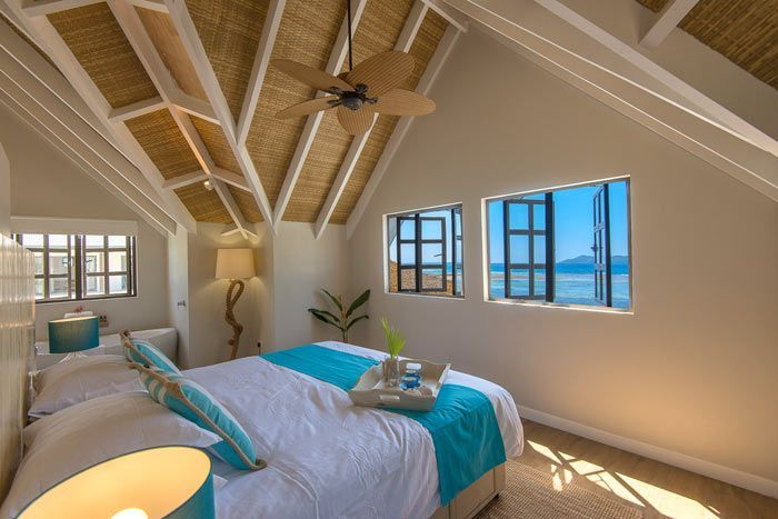 chambre king deluxe seafront