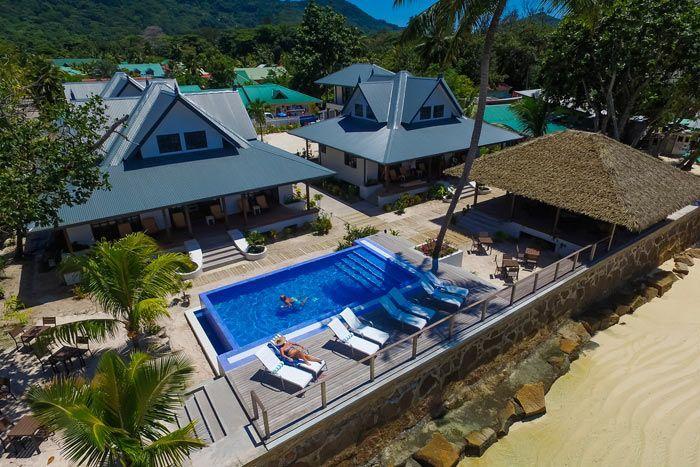 Hôtel Le Nautique Luxury Waterfront Hotel, Seychelles