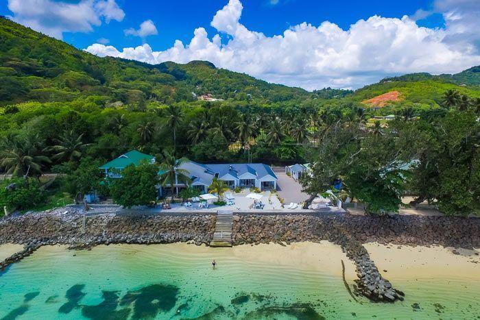 Hôtel Le Nautique Luxury Beachfront Apartments, Seychelles