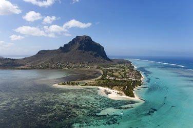 Découvrez le sud-ouest de l'île Maurice...
