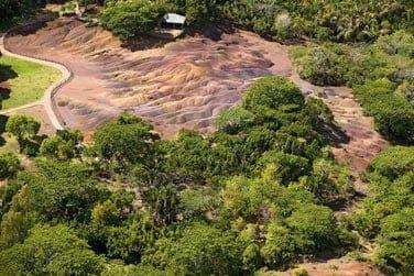 La région de Chamarel vous réserve de belles découvertes