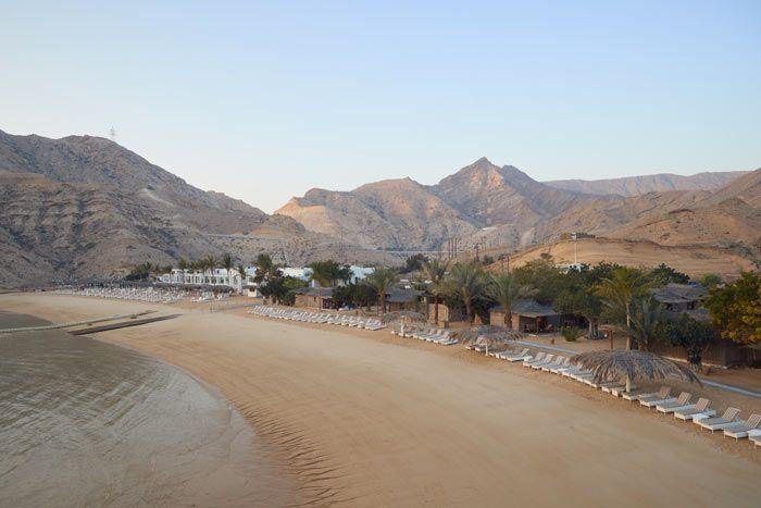 Hôtel Muscat Hills Resort 3*, Oman