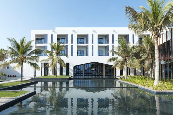 Hôtel Al baleed Resort Salalah by Anantara 5*, Oman