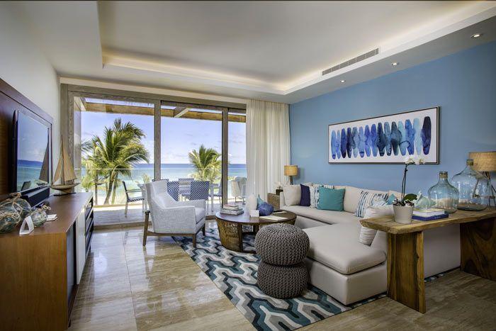 suite front de mer 2 chambres