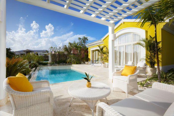 suite 1 chambre luxury avec piscine