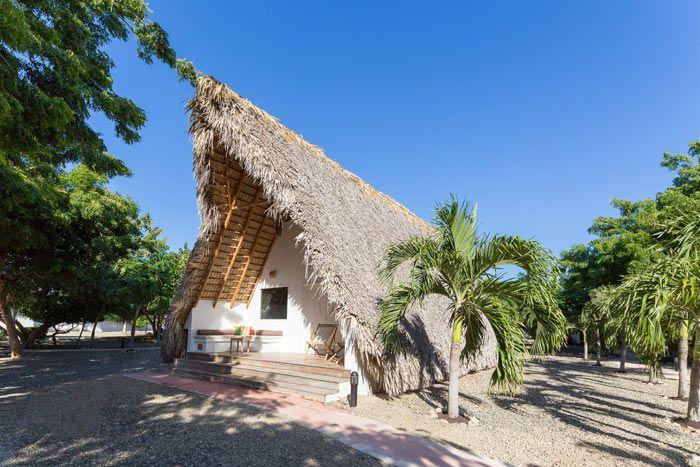 bungalow deluxe front de mer