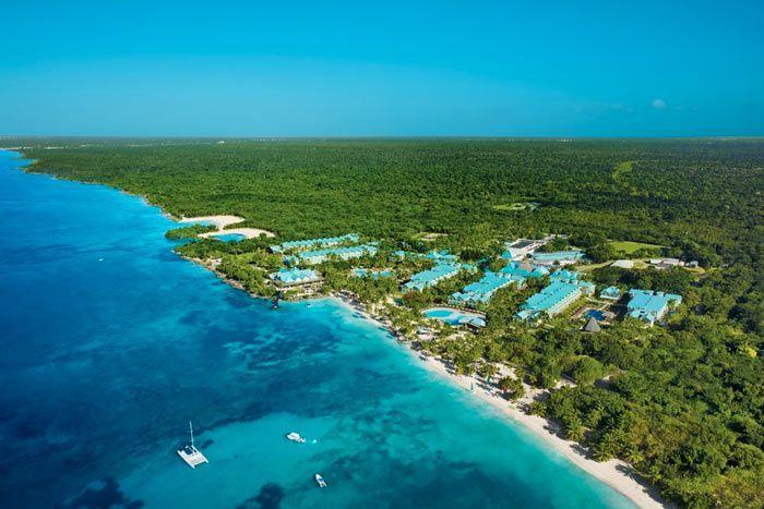 Hôtel Dreams La Romana Resort & Spa 4* Luxe, République Dominicaine
