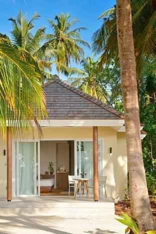 villa plage avec bain à remous