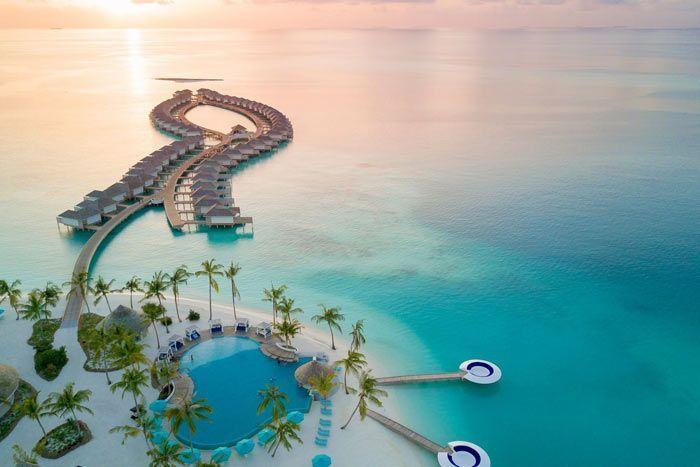 Hôtel Kandima 5*, Maldives