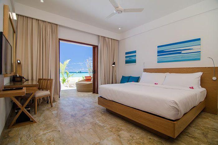 chambre supérieure plage