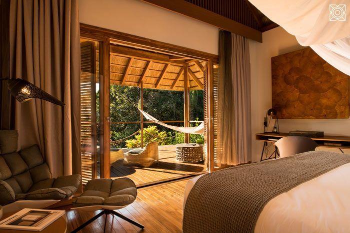 bungalow zuri avec bain à remous