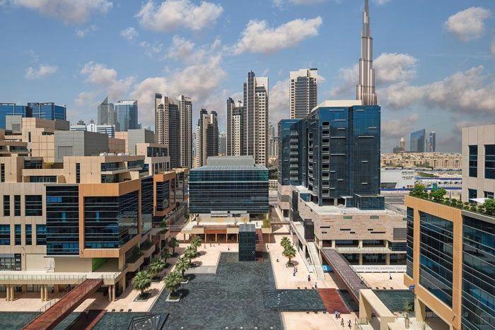 Hôtel DoubleTree by Hilton Business Bay 4*, Dubaï
