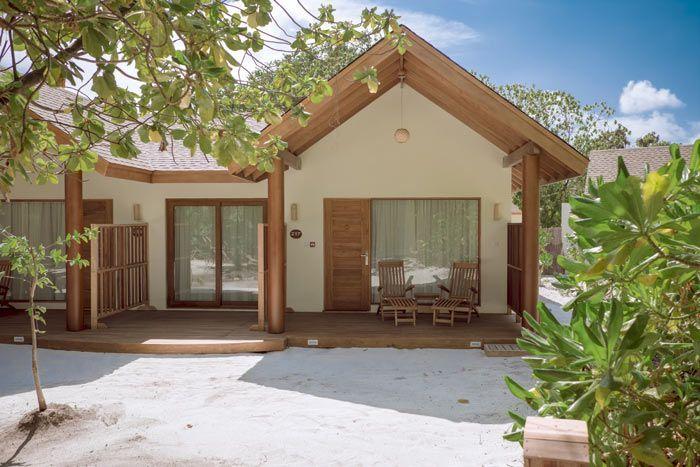 villa famille plage
