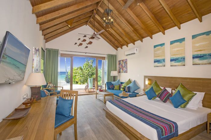 villa plage deluxe