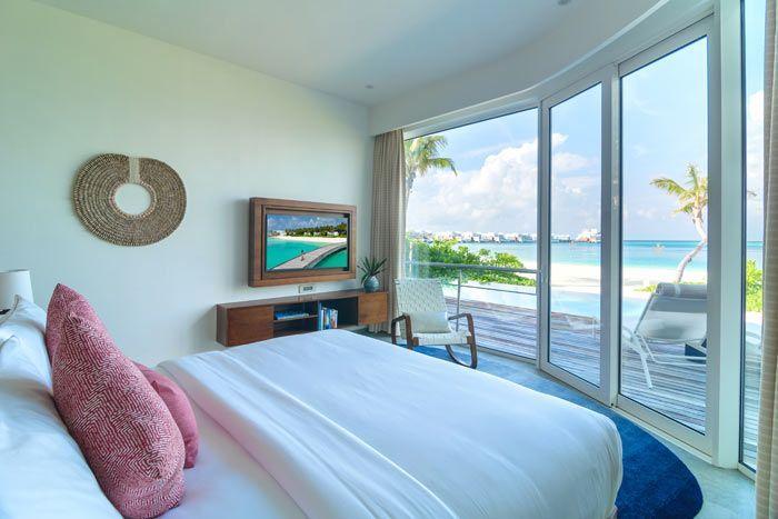villa plage 1 chambre