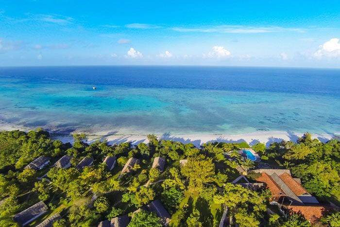 Hôtel The Manta Resort 5*, Zanzibar