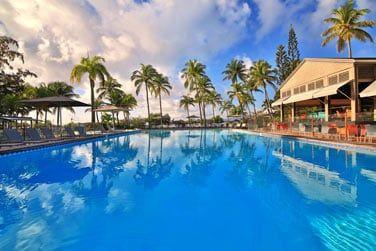 Vous passerez à l'hôtel 'Créole Beach Hôtel ' un superbe séjour en couple comme en famille !