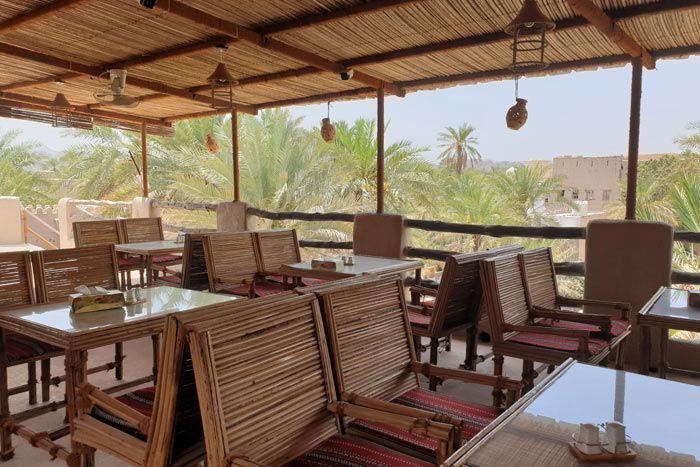 Hôtel Antique Inn, Oman